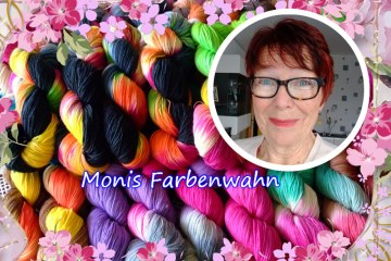 Monika Theile - Monis Farbenwahn - Titelbild monis farbenwahn Färberin Monika Theile – Monis Farbenwahn – im Interview