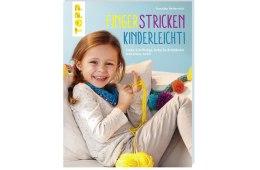 Fingerstricken kinderleicht - Titelbild Fingerstricken kinderleicht Fingerstricken Kinderleicht von Franziska Heidenreich – Buchbesprechung