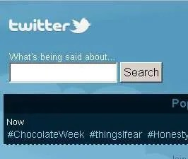 Twitter allows you to switch between standard and mobile view when you visit their mobile site on a desktop. Drrrr!
