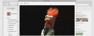 Google tries to lure users back to the channel with a cute Muppets commercial