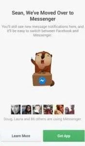 The new Facebook Messenger app has been called Evil...is it?