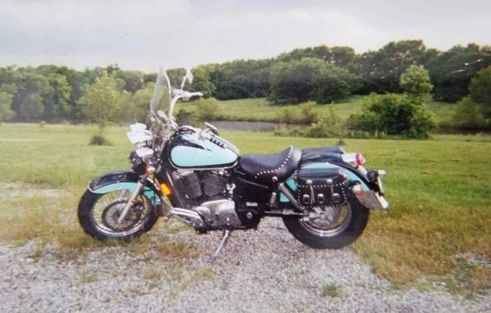 My 1996 Honda Shadow ACE 1100