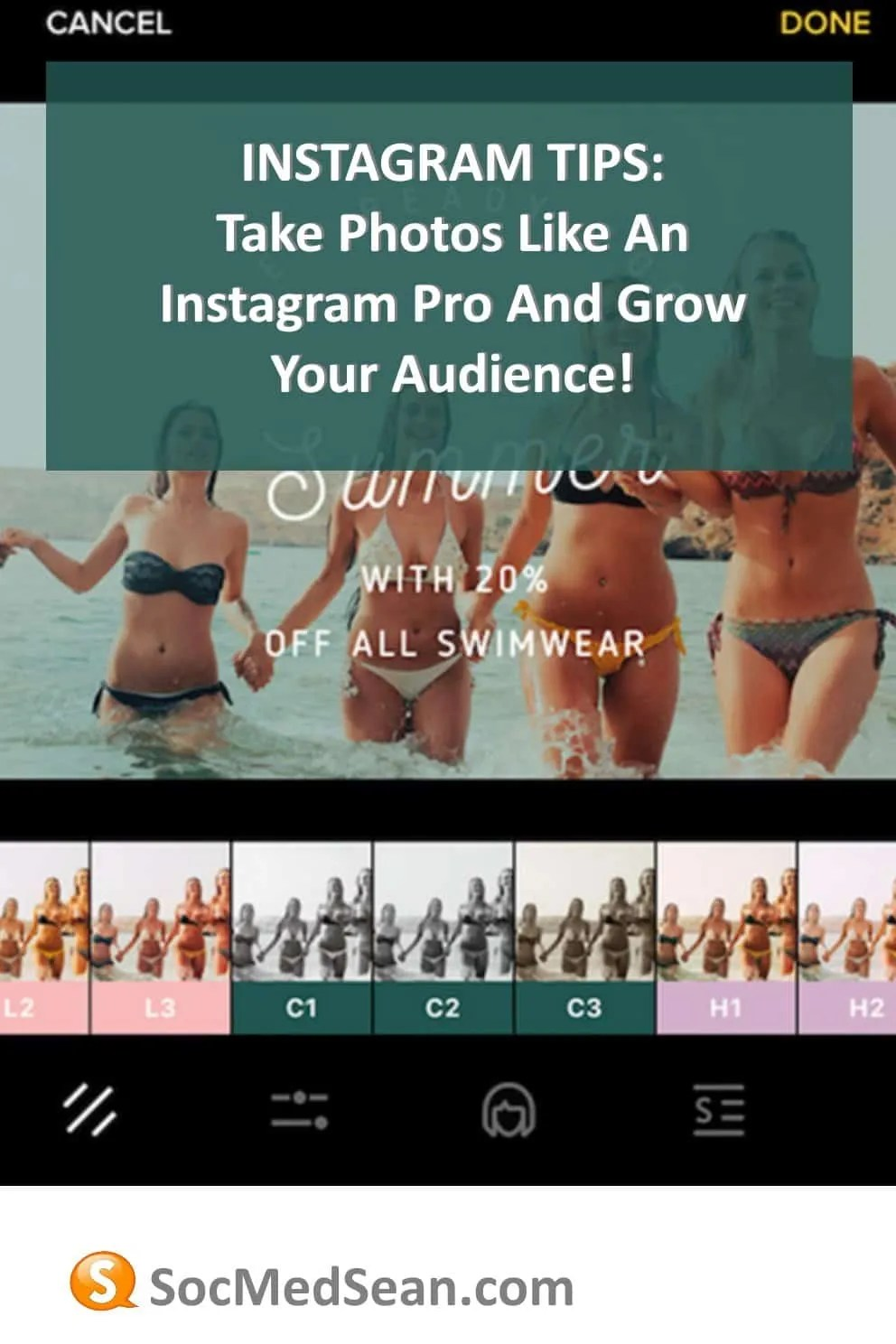 Take Instagram Photos Like A Pro And Grow Your Audience
