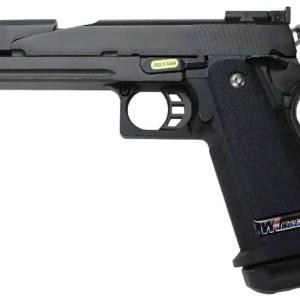 WE Hi-Capa 5.1 Dragon GBB Pistol Type A