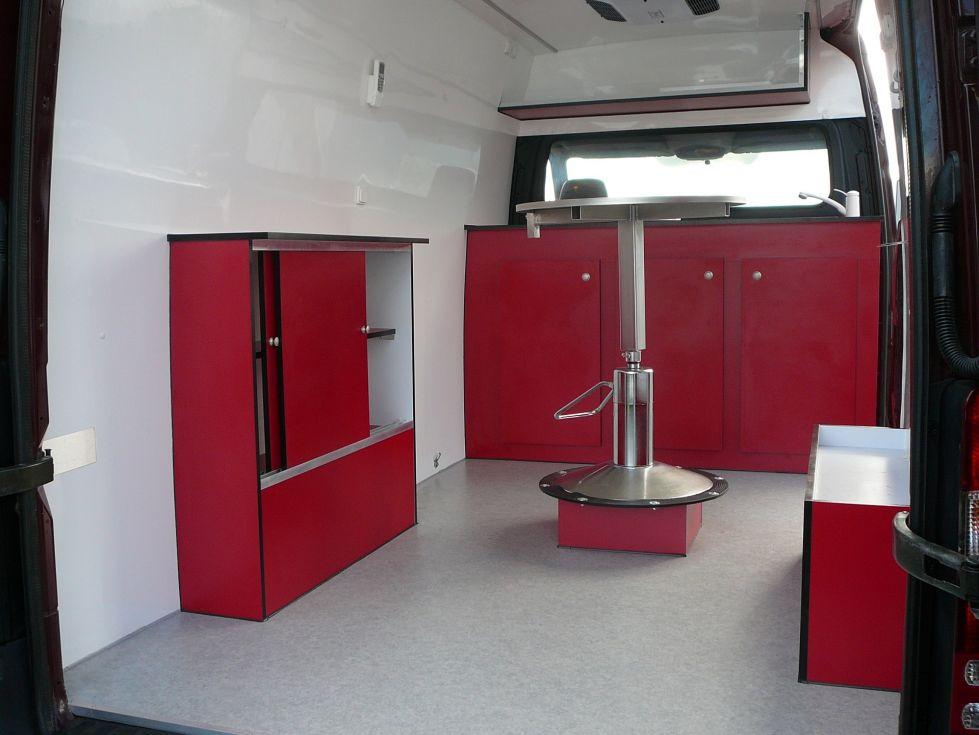 Camion Toilettage Creation De Camion Magasin Et