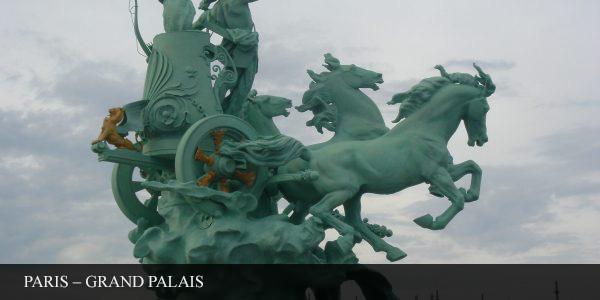 grand palais metal