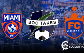 Nipun Chopra helps preview FC Cincy-Miami FC on Cincinnati Soccer…