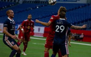 Gallery: Eleven overcome stringent test from Red Bulls II