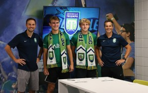Greenville Triumph announce 1st-ever academy signings