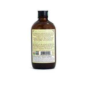 Organic Fair Ginger Ale Organic Botanical Soda Syrup