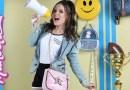 #Moda: Larissa Manoela fotografa para campanha da sua nova linha de bolsas e acessórios