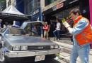 """#Evento: A Toyshow recebe o super carro DeLorean e o sósia do famoso Marty McFly do """"De Volta Para o Futuro"""""""