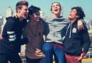 #Música: Z4 lança primeiro single e clipe
