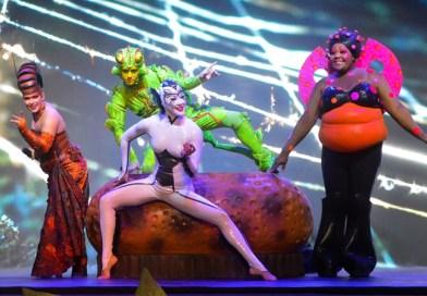 #Circo: Espetáculo do Cirque du Soleil montado pela brasileira Deborah Colker 'OVO' chega ao Brasil