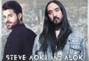 #Música: Alok & Steve Aoki lançam parceria