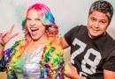 #Cabelo: Hairstylist ensina como conseguir o visual colorido da youtuber Anna Layza