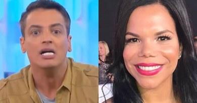 #Fofoca: Socialite vaza nudes de Léo Dias e conversa com garoto de programa
