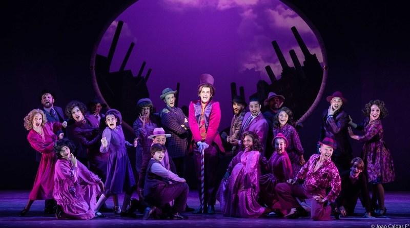 'Charlie e a Fantástica Fábrica de Chocolate' inicia temporada no Teatro Renault