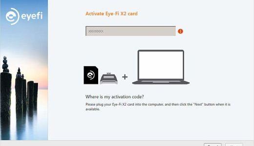 【追記あり】古いEye-Fiの転送機能がサポート終了で使えなくなった ~ 「Eye-Fi X2 Utility」を使ってパソコンへ写真を転送する方法を紹介します