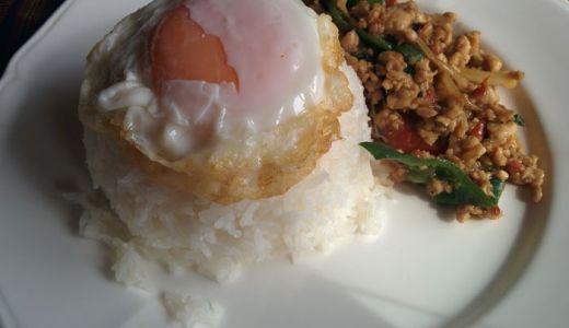 浦和「デュシット」でガパオのランチ。浦和駅でおすすめの本格的なタイ料理。