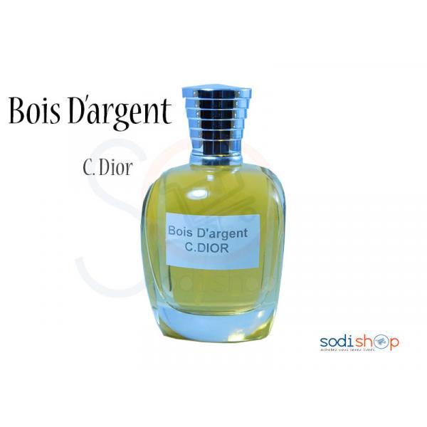 Bois D Argent Parfum En Vrac Pour Homme 100ml Pe0035 Sodishop
