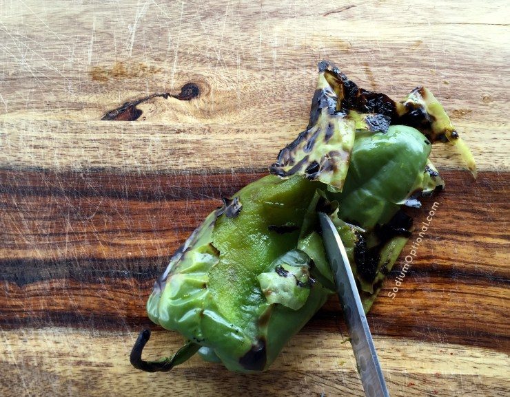 Fire Roasted Green Chiles