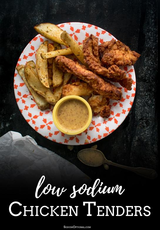 Low Sodium Chicken Tenders