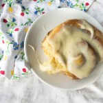 Low So Cinnamon Rolls with Cream Cheese Frosting