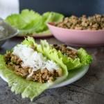 Lettuce Wraps Recipe | Low Sodium