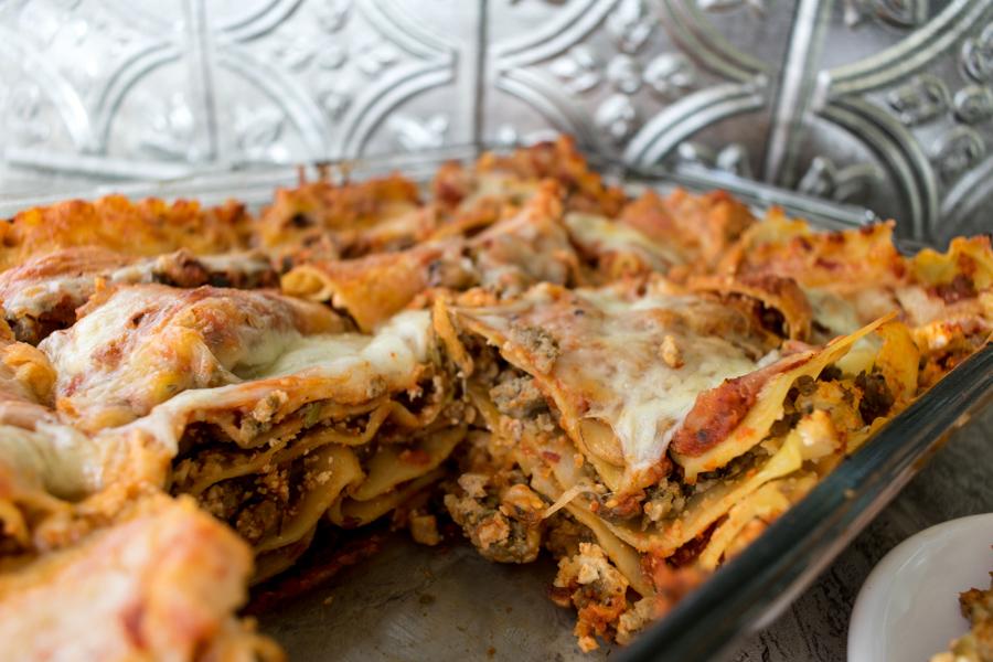 Low Sodium Lasagna Recipe