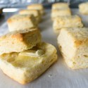 Buttery Flakey Biscuits