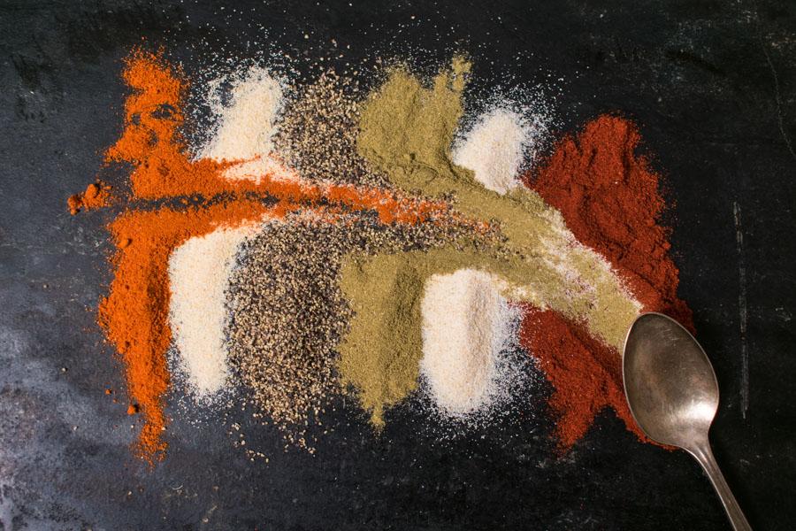 Chicken Spice Rub - Low Sodium Recipe