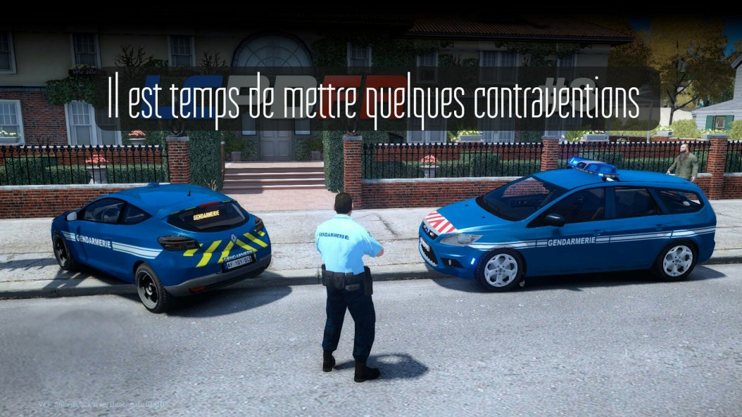 Gendarme virtuel
