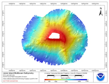 Jarvis Island   Pacific Islands Benthic Habitat Mapping Center