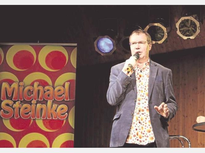 Michael Steinke begeisterte in Echthausen.