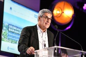 Jean-Claude LASSERRE, président de l'ASSOCIATION CYCL'EAU