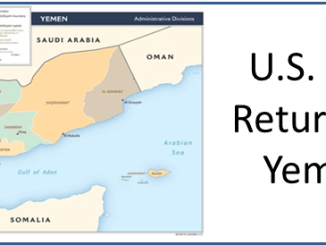 U.S. SOF returns to Yemen