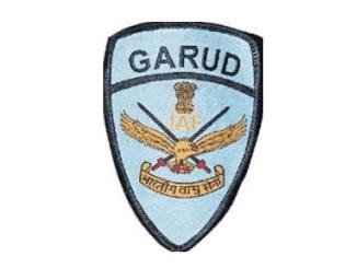 Garud Commando Force Indian Air Force