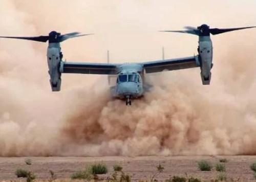 V-22 Osprey (USMC Photo)