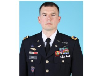 CWO Jacob Sims of the 160th Special Operations Air Regiment (SOAR) died in a helicopter crash on 27 Oct 2017.