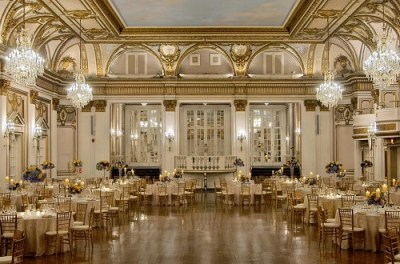 """The """"Night of Excellence"""" was held in the Grand Ballroom of the Fairmont Copley Plaza, Boston, Massachusetts"""