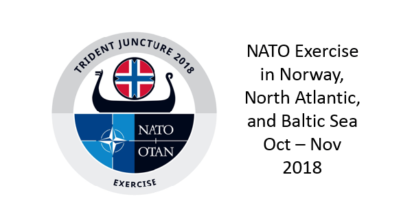 Trident Juncture 2018 - NATO Exercise in Norway