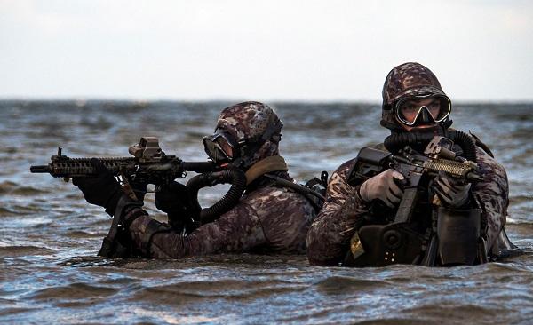 Navy SEALs May 2019