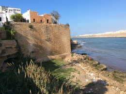 Blick vom Lieblingsort in Rabat