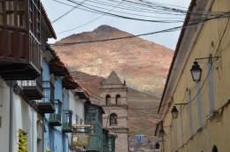 Der Cerro Rico in Potosí