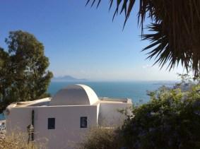 Sidi Bou Said - Bester Fleck der Stadt!