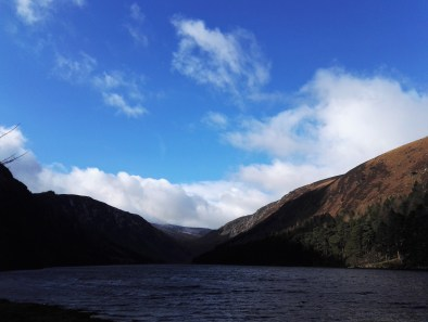 Der Upper Lake in Glendalough