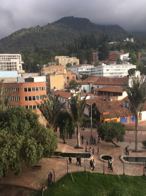 Campus de Universidad de los Andes