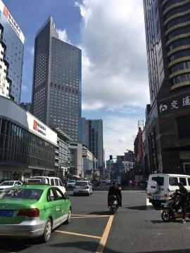 Downtown Chengdu