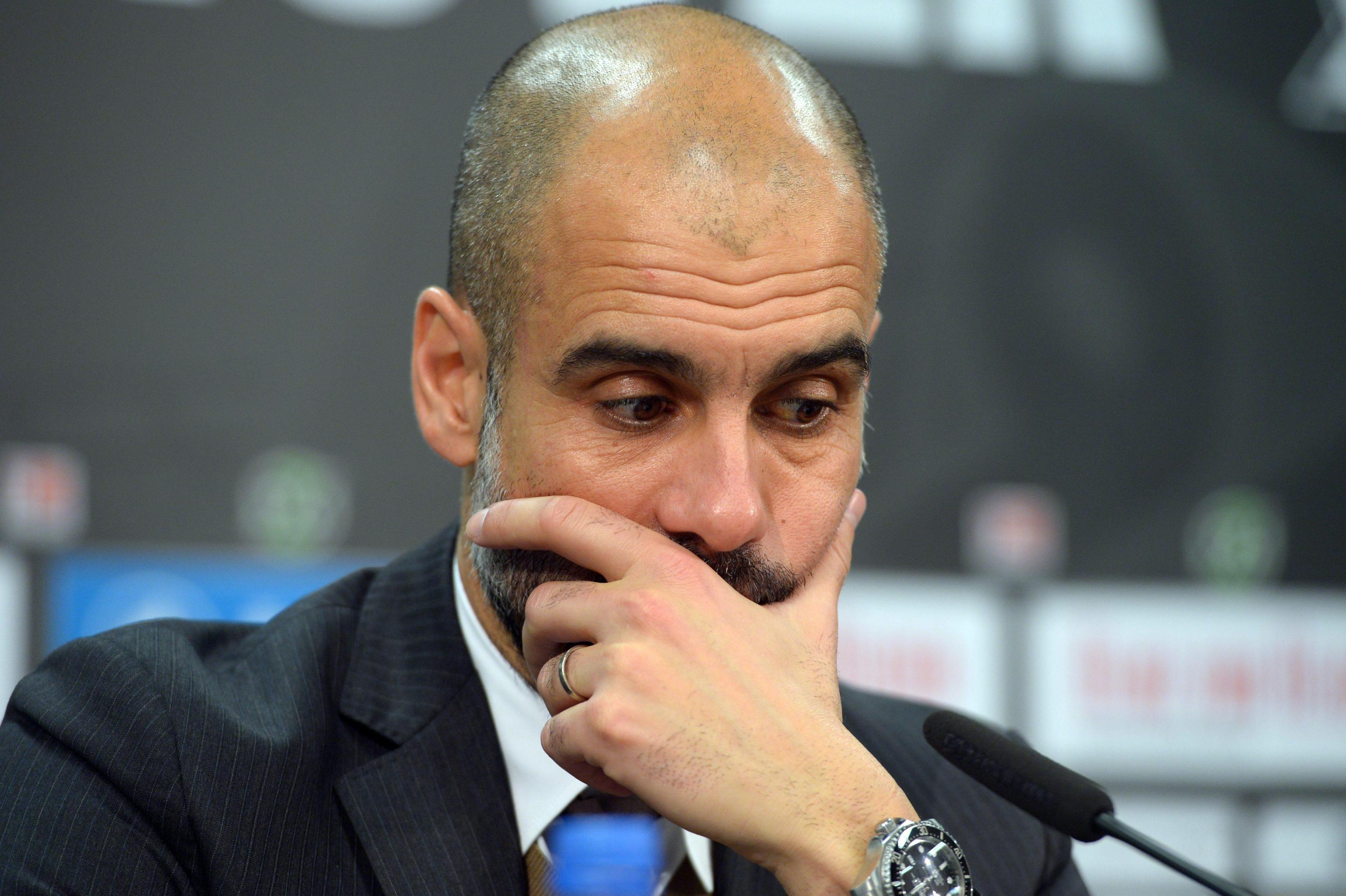 Image result for pic of guardiola